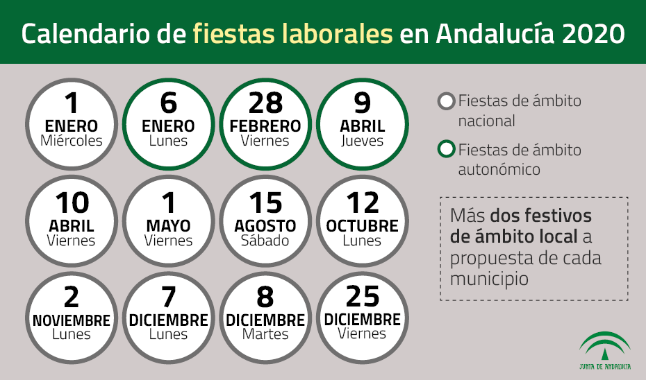 Calendario Laboral 2020 Galicia Doga.Calendario Laboral 2020 Lorca